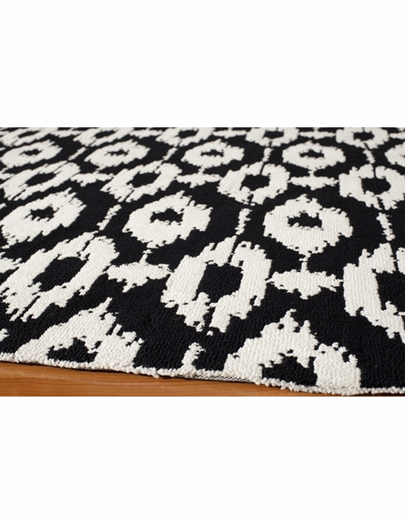Heavenly Geo Ikat Rug