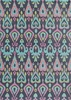 Heavenly Girly Ikat Rug