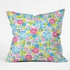 Hello Beautiful DotsThrow Pillow