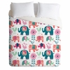 Helly Friends Duvet Cover