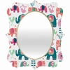 Helly Friends Quatrefoil Mirror