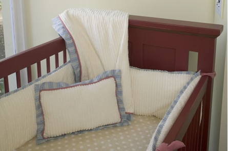 Henry Crib Bedding - 3 Piece Set