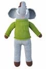Hercule Knit Doll