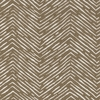 Herringbone - Brown Fabric by the Yard