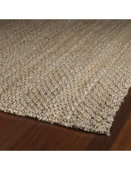 Herringbone Natural Jute Rug