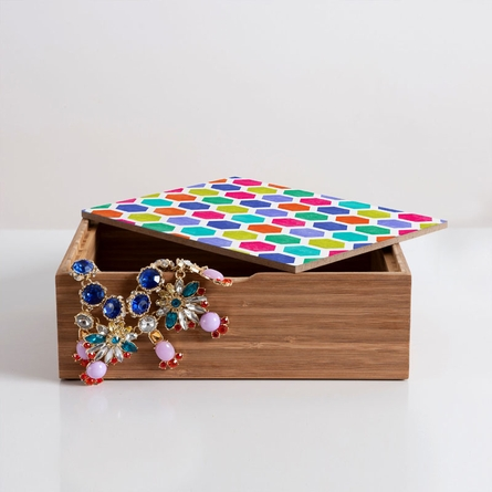 Hexagon 2 Jewelry Box