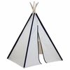 Hideaway Blue Pocket Five Panel Teepee