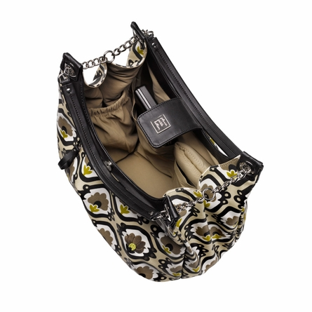 Hideaway Hobo Diaper Bag - Beautiful Barcelona
