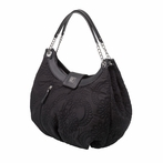 Hideaway Hobo Diaper Bag - Central Park North Stop