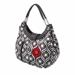 On Sale Hideaway Hobo Diaper Bag - Evening in Islington