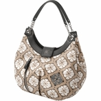 On Sale Hideaway Hobo Diaper Bag - Marbella Meadows