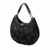Hideaway Hobo Diaper Bag - Paris Noir