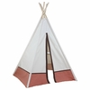 Hideaway Orange Polka Dot Five Panel Teepee