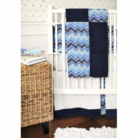 High Tide Crib Bedding Set