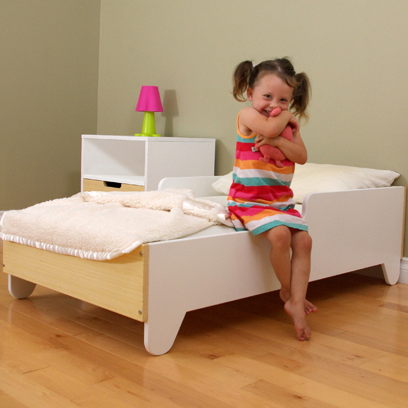 Hiya Toddler Bed By Spot On Square