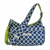 Hobo Be Diaper Bag in Royal Envy