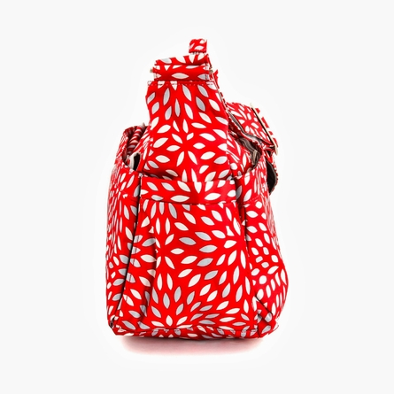Hobo Be Diaper Bag in Scarlet Petals