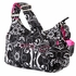 Hobo Be Diaper Bag in Shadow Waltz