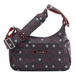 Hobobe Diaper Bag in Magic Merlot