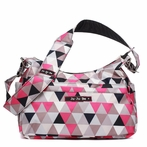 Hobobe Diaper Bag in Pinky Swear