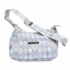 Hobo Be Diaper Bag in Silver Ice