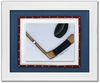 Hockey Personalized Framed Canvas Reproduction