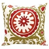 Holiday Suzani Accent Pillow