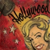 Hollywood Canvas Wall Art