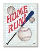Home Run Wall Plaque