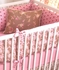 Honey Anouk Crib Bedding - 3 Piece Set