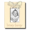 Honey Bunny Linen Picture Frame