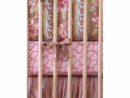 Honey Lucretia Crib Bedding - 3 Piece Set