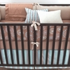 Honey Marcel Crib Bedding Set