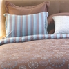 Honey Marcel Reversible Duvet Cover