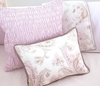 Honey Odile and Lilac Laurent Boudoir Pillow
