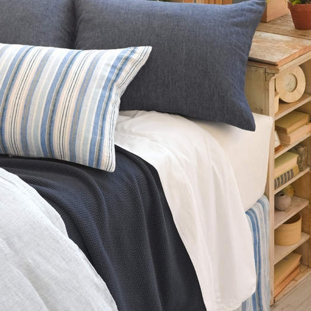 Honfleur Linen Bed Skirt