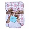 Pink Small Moroccan Hooded Towel Set