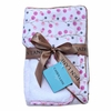 Pink Twiggy Hooded Towel Set