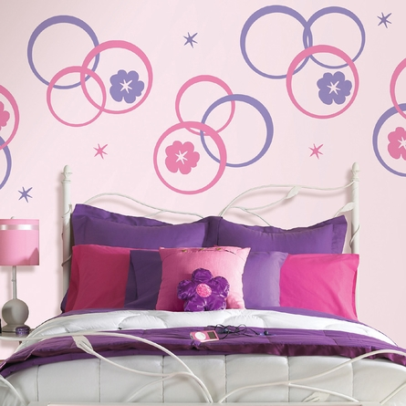 Hooplah Dot Wall Decals