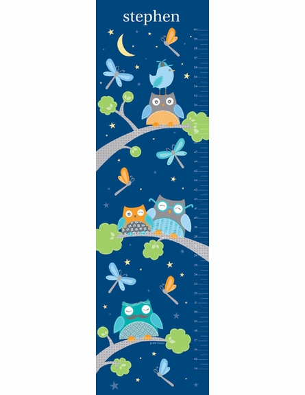 Hoot Hoot Growth Chart