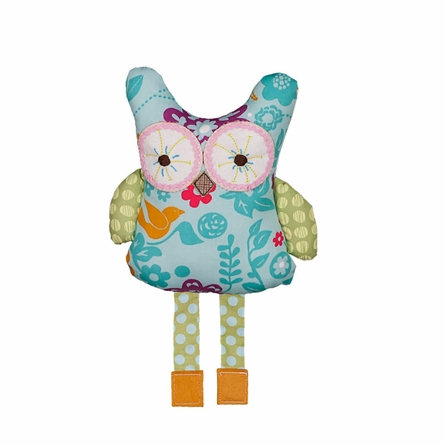 Hoot Owl Softie with Blankie