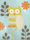 Hootie Canvas Wall Art