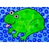 Hop On Over Canvas Wall Art