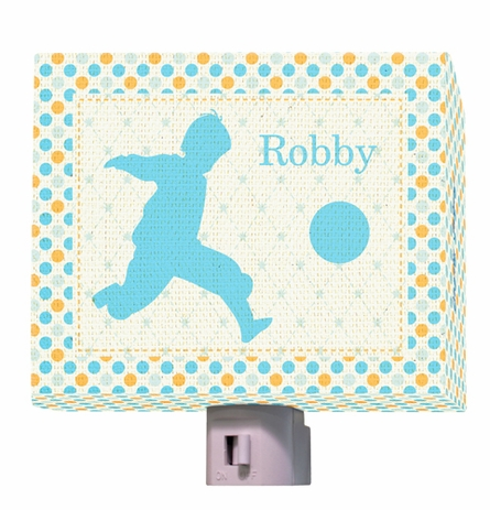 Hop Skip - Boy Night Light