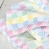 Hopscotch Baby Blanket - Pastel Mix