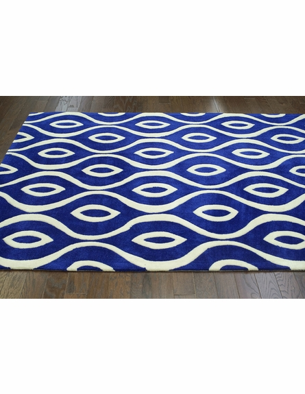 Horatio Rug in Blue