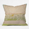 Horizontal Throw Pillow