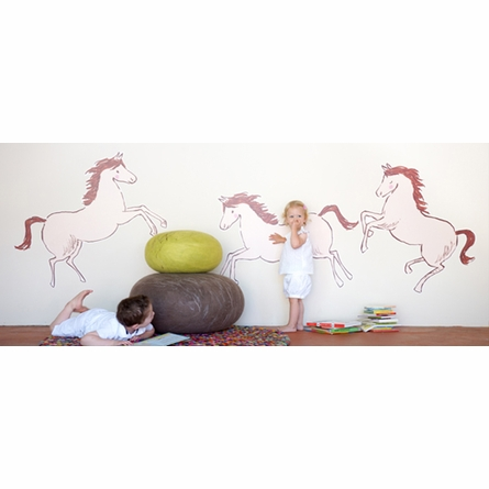 Horses Wall Decals