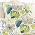 Hot House Floral Spring Square Pillow
