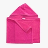 Hot Pink Kids Hooded Towel